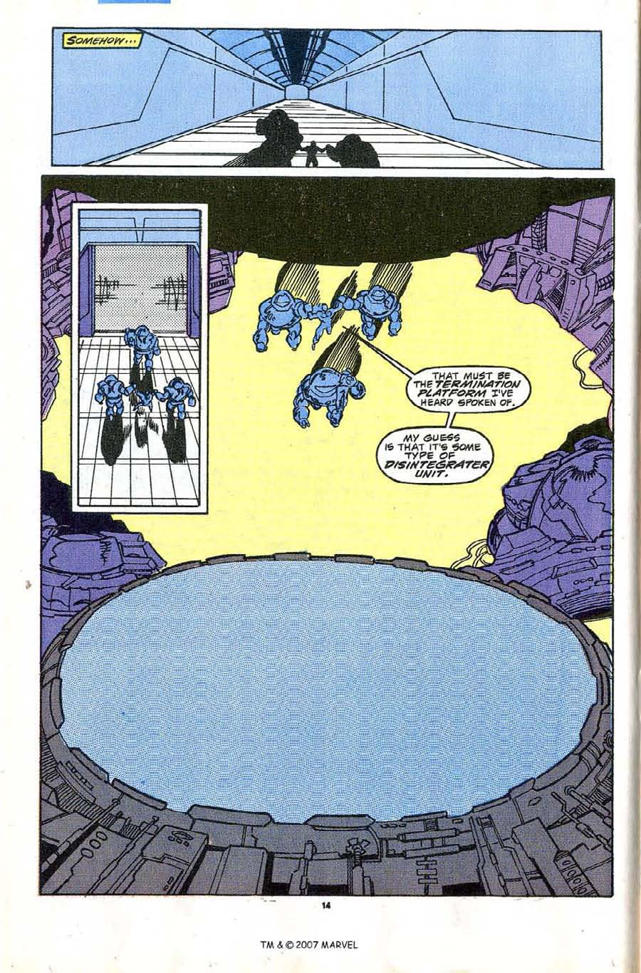 Read online Silver Surfer (1987) comic -  Issue #43 - 16