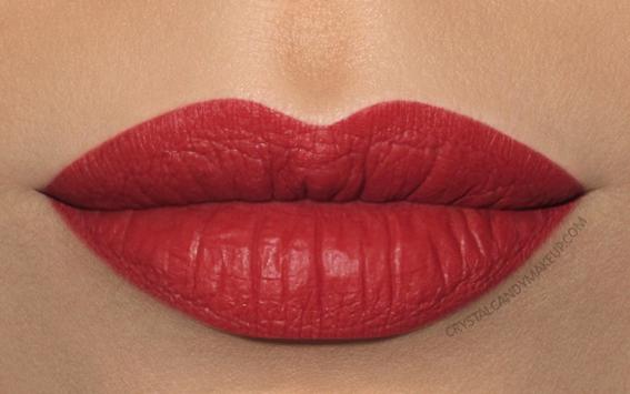 NARS Powermatte Lip Pigment Lipstick Swatches Vain