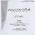 Siap Menghadapi UN ? Ini dia Soal UN Matematika SMK 2017