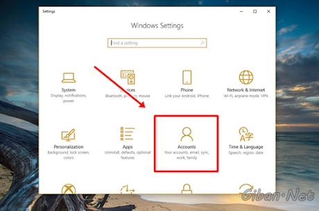 Cara Hilangkan Password Windows 10