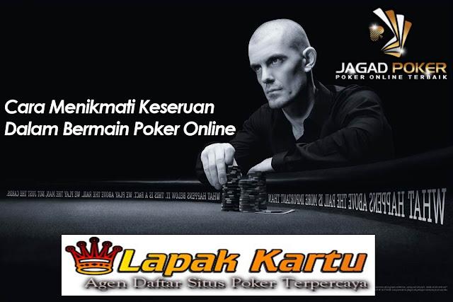 Sejuta Kesan Bermain Judi Poker Online