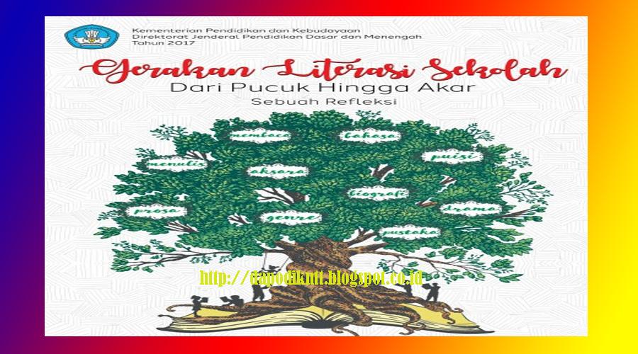 Download Buku Gerakan Literasi Sekolah