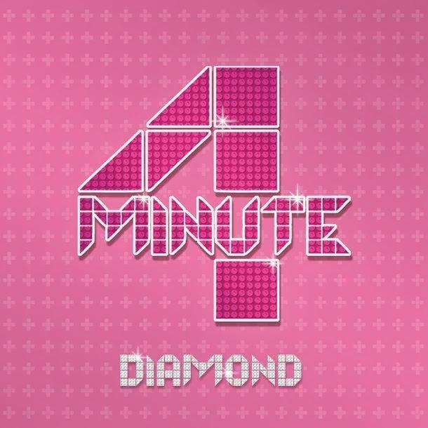 [Album] 4Minute – DIAMOND (Japanese) [FLAC]