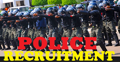 2017/2018 Nigeria Police Recruitment Form Out or Not? | New Salary Structure