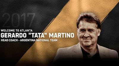 "Gerardo ""Tata"" Martino entrenador Atlanta United"