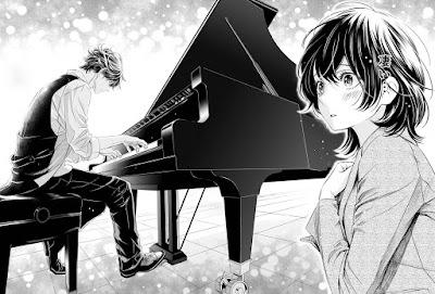 Haru Ousaka lança série de música clássica na Be Love