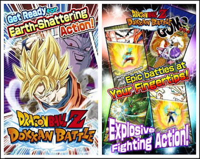 Dragon Ball Z Dokkan Battle APK v2.13.5 MOD Terbaru