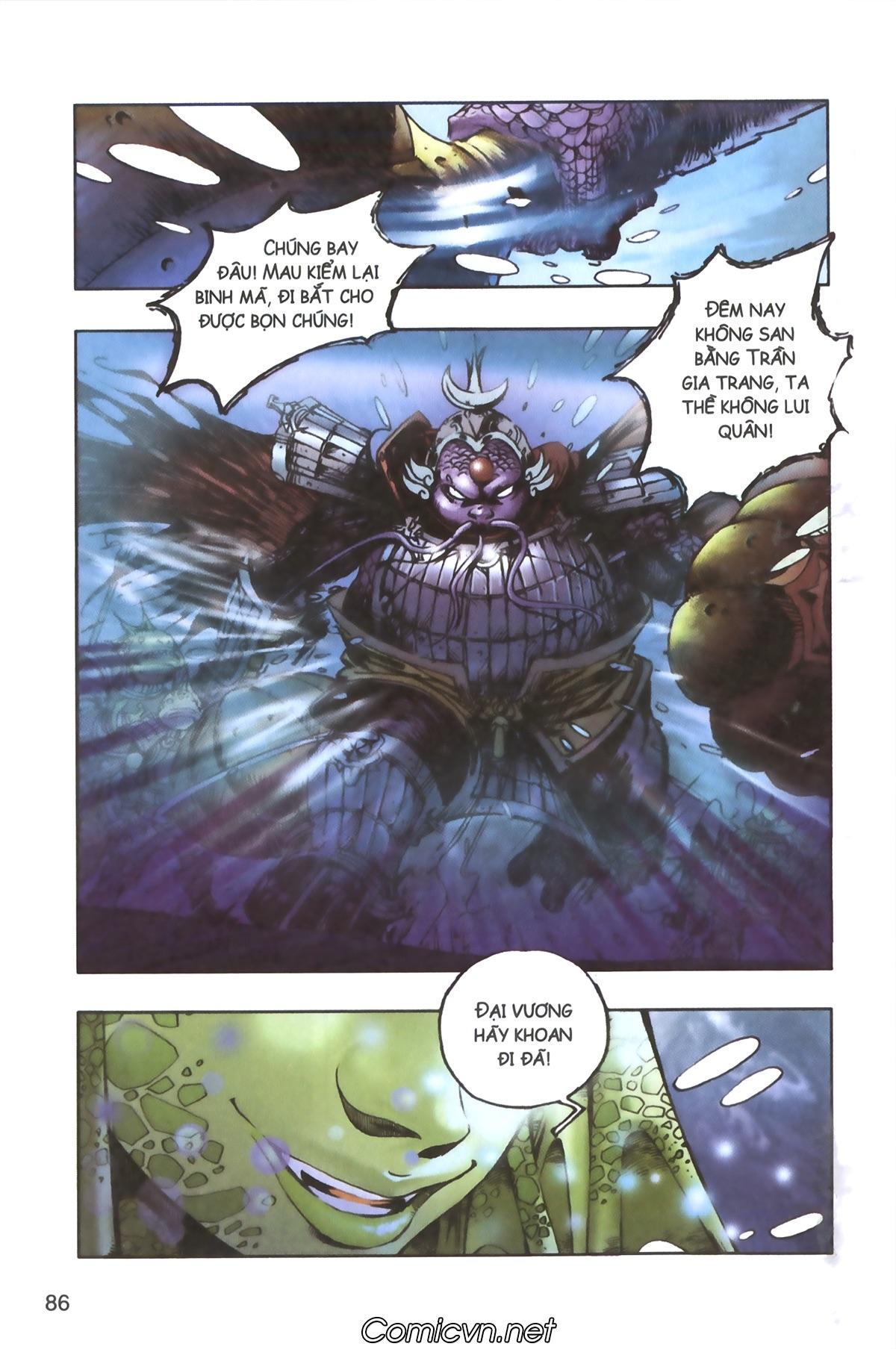 Tây Du Ký màu - Chapter 93 - Pic 23