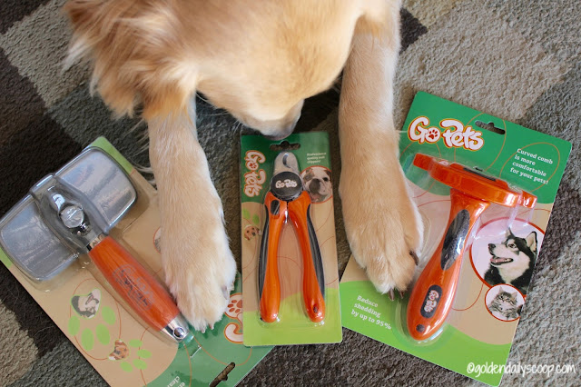 grooming your dog, grooming tools, review and giveaway