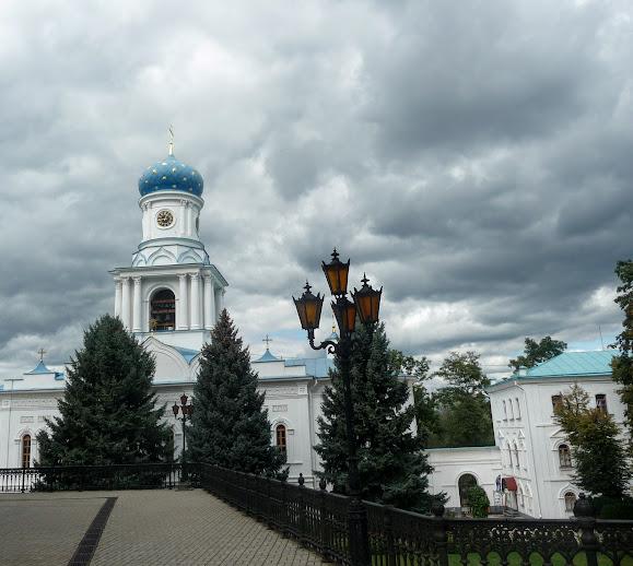 Святогорская Свято-Успенская Лавра. Свято-Покровский храм