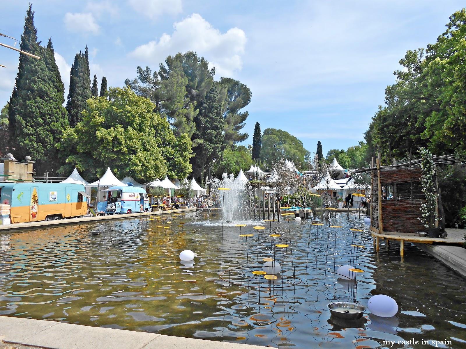 Salon vivre c t sud in aix en provence a trade show dedicated to the mediterranean lifestyle - Parc jourdan aix en provence ...