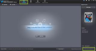 Wondershare Video Converter Ultimate Screenshot