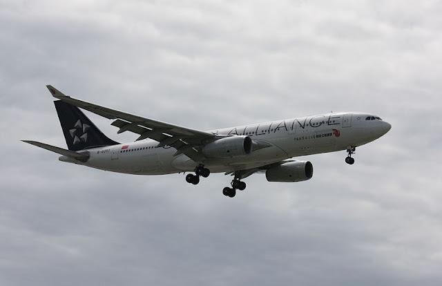Gambar Pesawat Airbus A330 02