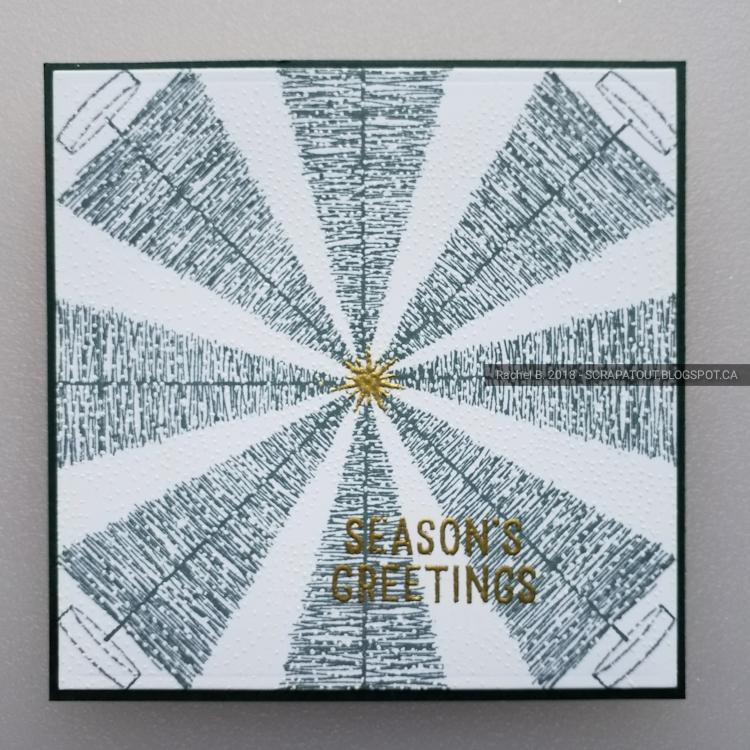 Hebdomadaire Gard, Christmas, Haro Arts, Wreath builder