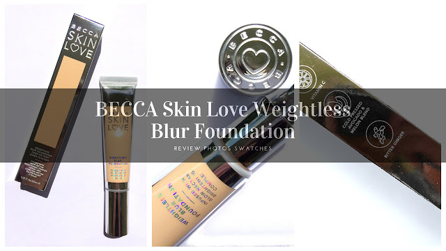 BECCA Skin Love Weightless Blur Foundation