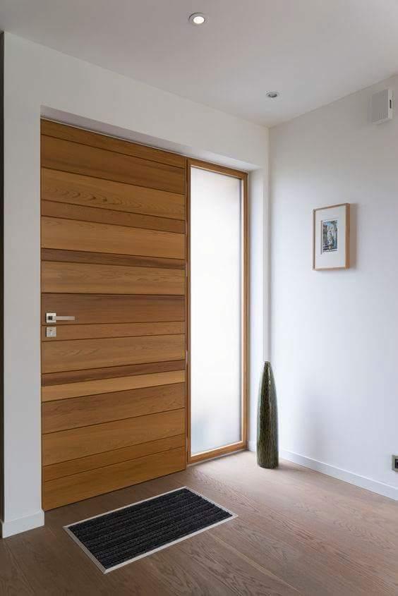 15+ Contoh Pintu Rumah Minimalis Modern, Terbaru!