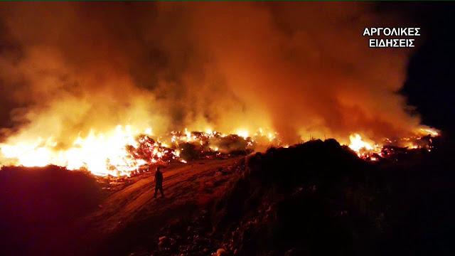 47 πυρκαγιές σε όλη την Ελλάδα το τελευταίο 24ωρο