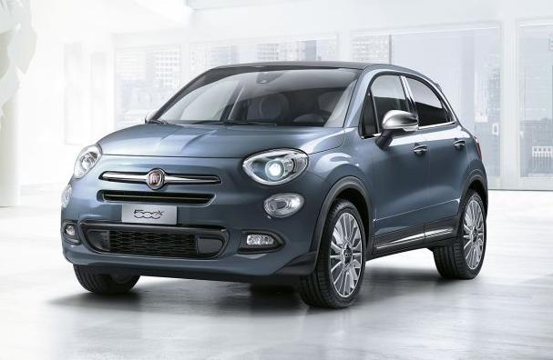 Άνοιξαν οι παραγγελίες για το Fiat 500X MY 2017
