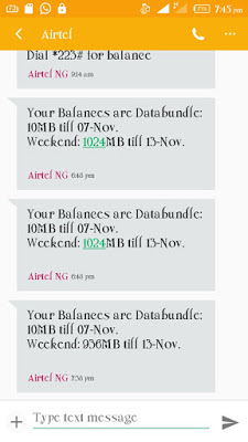 Get 1GB of Data For Just N100 On Airtel 1