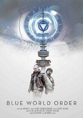 Blue World Order Poster