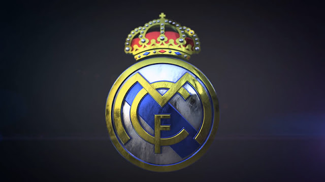 Real Madrid Logo Wallpaper Engine
