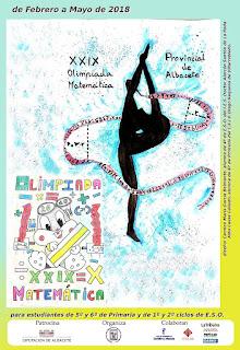 Resultado de imagen de olimpiada matematica albacete xxix
