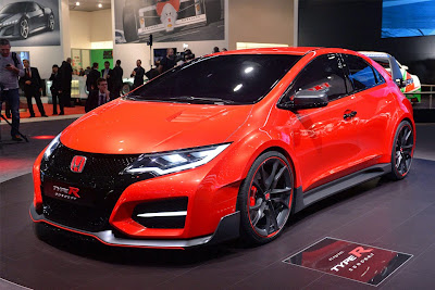 Honda Civic Type R 2015 Pictures