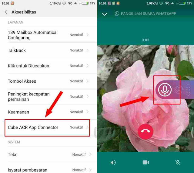 Cara mudah dan aman merekam panggilan suara WhatsApp secara cepat 8