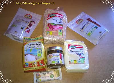 Verschiedene Produkte von Lemberona