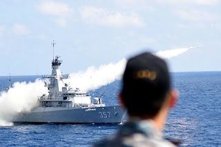 TNI AL Pengguna Setia Rudal Anti-Permukaan Exocet