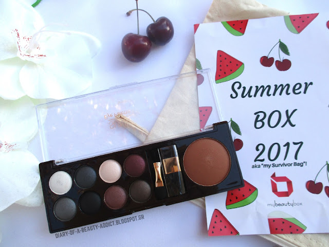 Sunkissed Eye Palette & Bronze Smokey Eyes