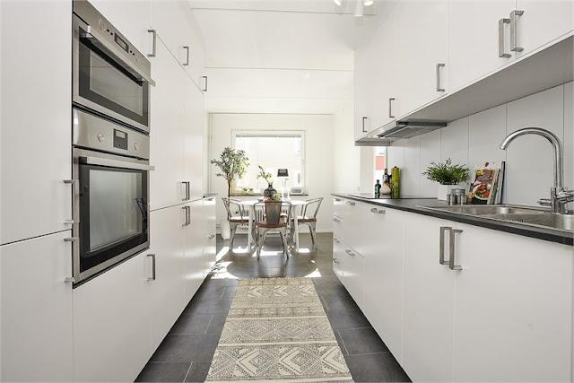 Elegant swedish interior