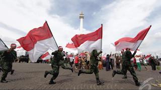 Kesadaran Bela Negara Dalam Konteks Sistem Pertahanan dan Kemanan Negara