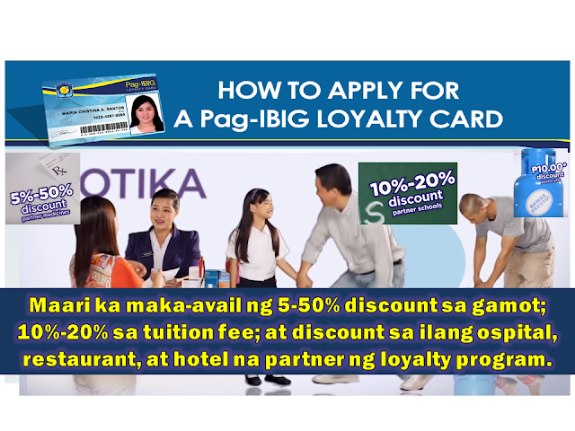 Loyalty Pag Ibig Card Fund