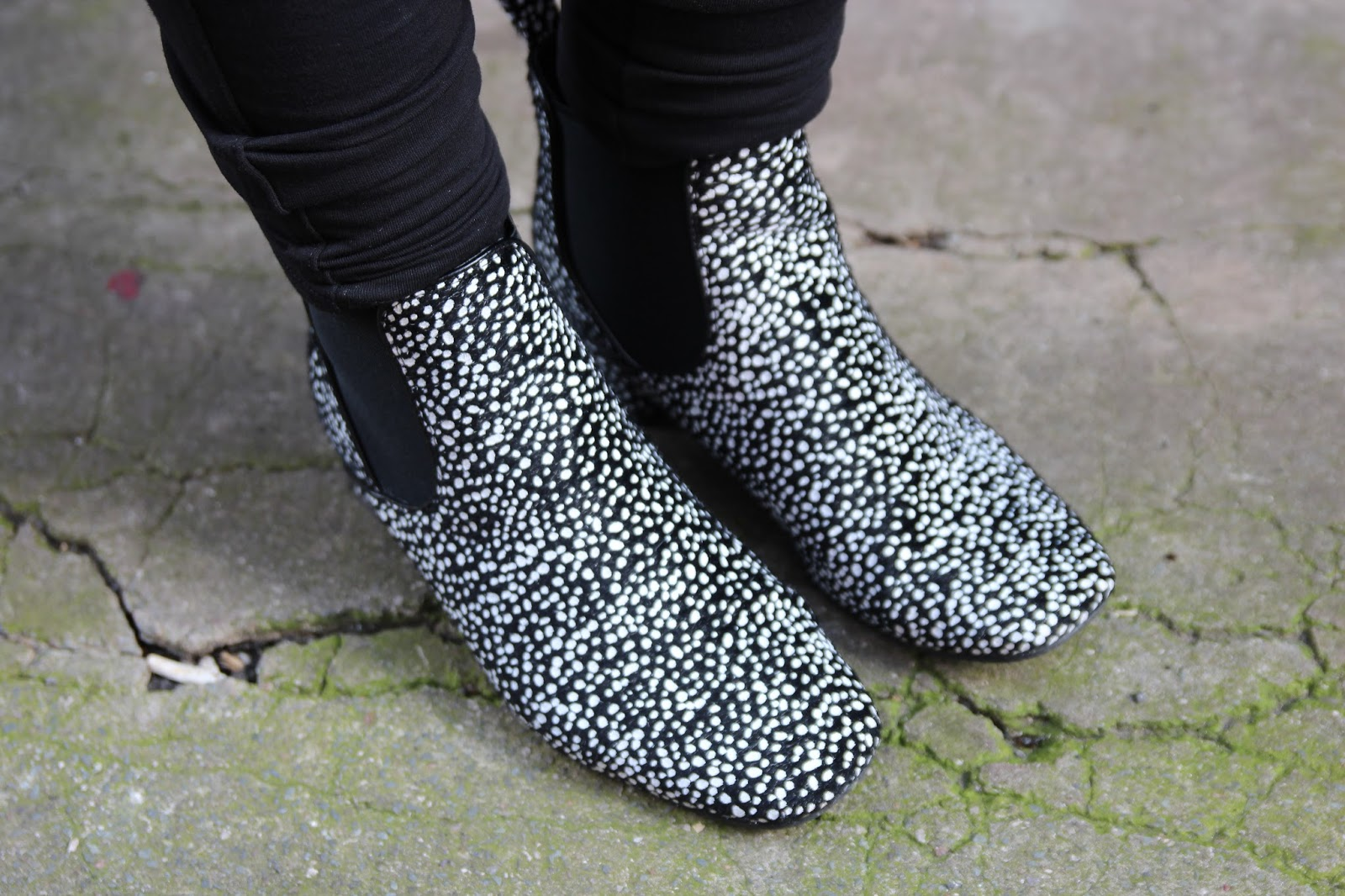 ASOS Rave Chelsea Boots