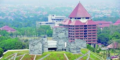 Informasi Masuk Universitas Indonesia Tahun 2017