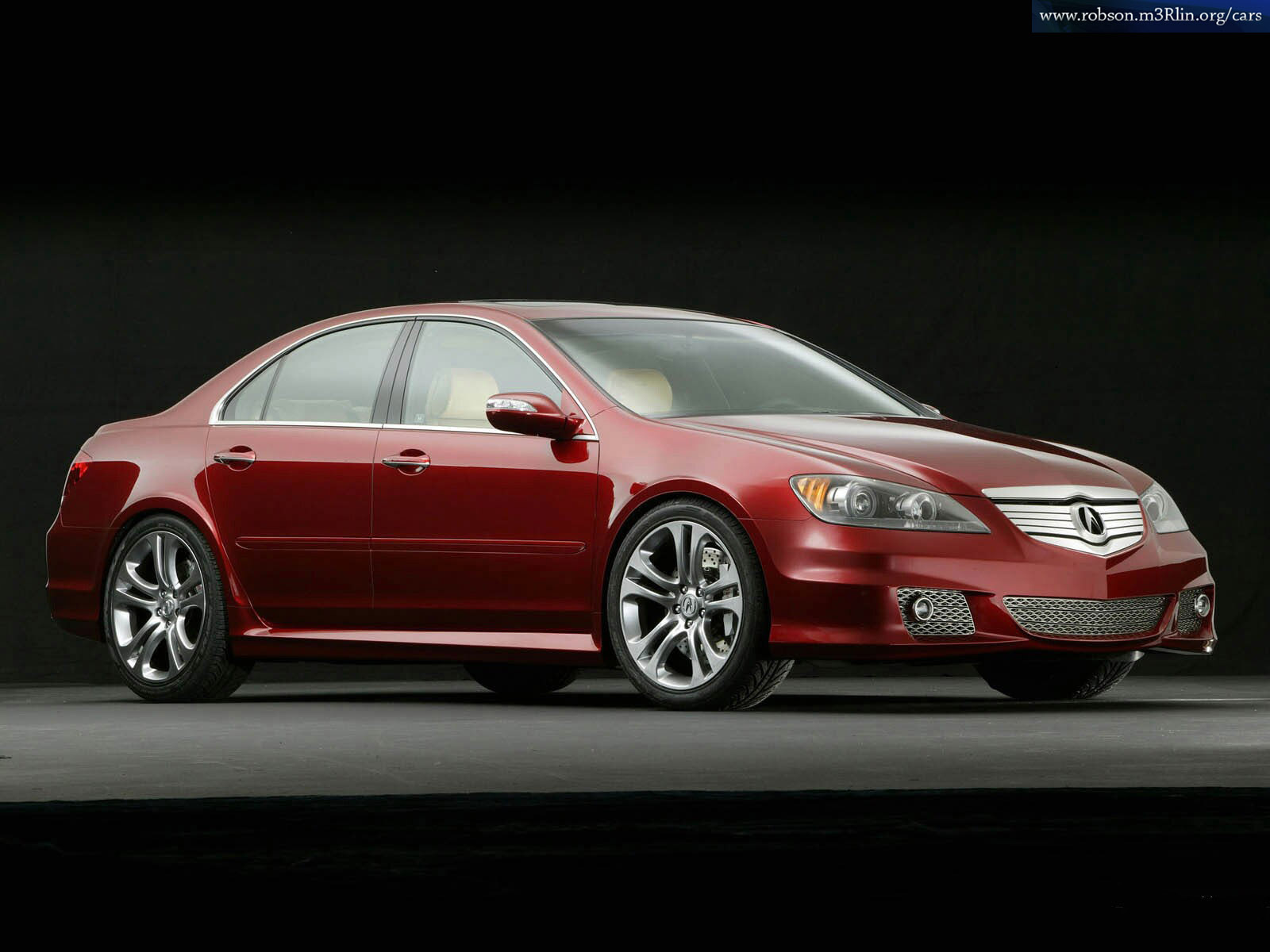 TOP SPEED LATEST CARS: 2006 Acura RL