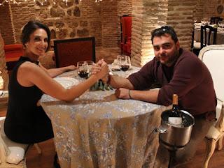 David Calvo y Nuria Fergó. Entrevista para Belmonte Arte.