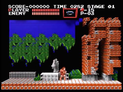 3DNES, el nuevo emulador de NES que convierte tus juegos a tres dimensiones