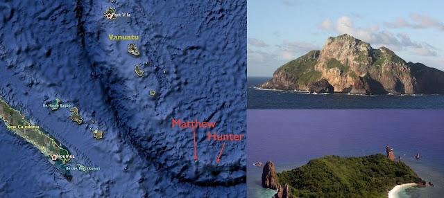 FLNKS Dukung Vanuatu dalam Sengketa Pulau Melawan Prancis