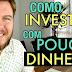 Educador financeiro faz sucesso no YouTube com dicas de investimentos