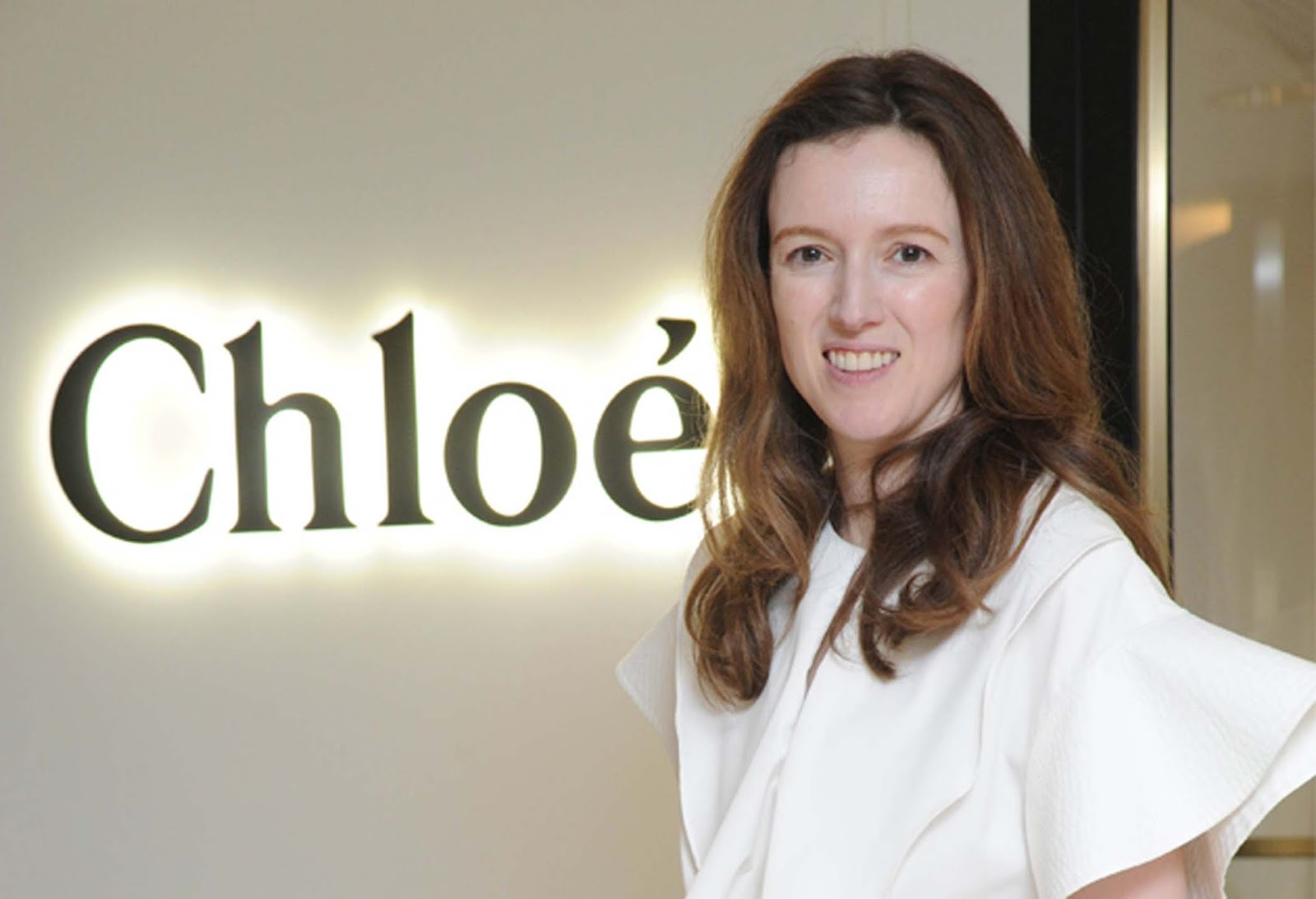 Eniwhere Fashion - News on Fashion - Clare Waight Keller