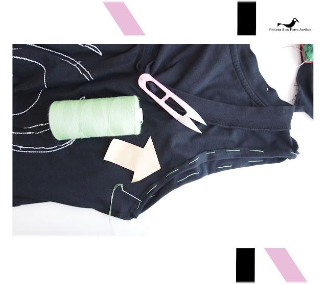 costura creativa, diseño, reciclaje,arreglos ropa,composturas
