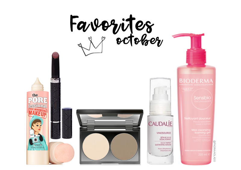 OCTOBER 2017 FAVORITES, PÁGINA AO LADO BLOG