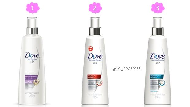 b5887990e69 1 – Spray para Pentear Pós-Progressiva – Dove