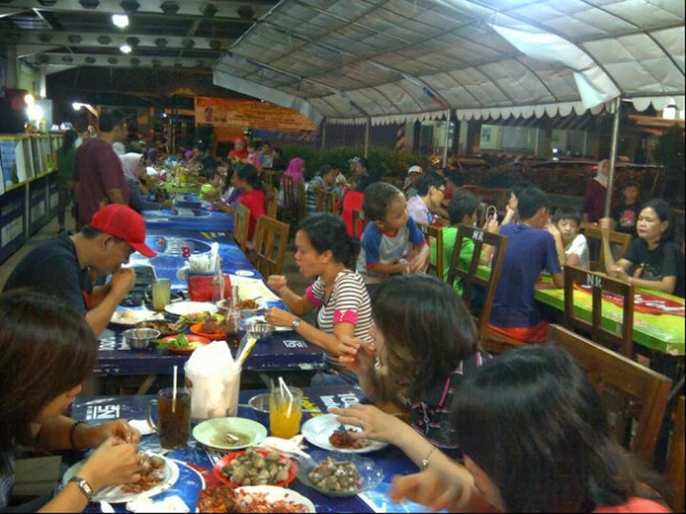 Pujasera Simpanglima Semarang Surga Kuliner Tradisional