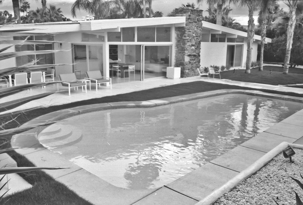 Palm Springs Daily Photo Palm Springs Swimming Pool Number 6