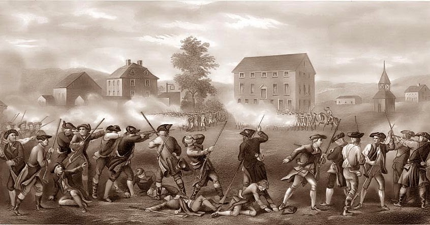 an analysis of the roldid american revolution started in 1775 When the fighting started in 1775, only new england had a patriot majority elsewhere, local minorities of armed patriots intimidated smaller loyalist minorities, and most colonists avoided.