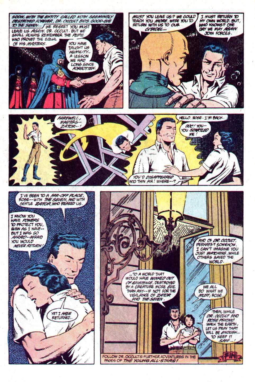 Read online Secret Origins (1986) comic -  Issue #17 - 41