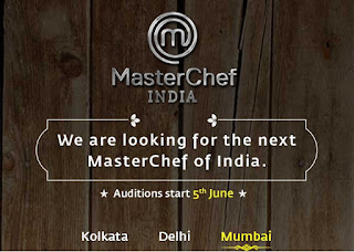 'MasterChef India 2016 Season 5' Cooking Tv Show on Star Plus Wiki Plot,Judge,Host,Promo,Auditions